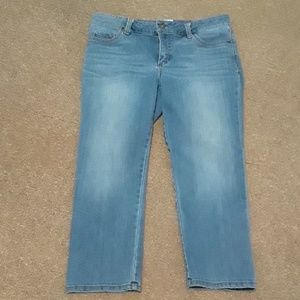 Capris jeans in very good condition.